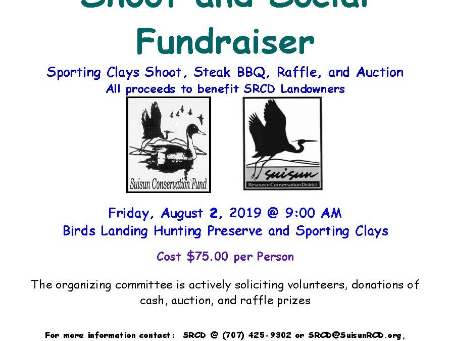 Suisun Conservation Fund 16th Shoot and Social